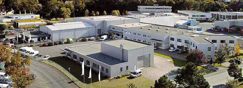 Promedia Medizintechnik Zentrale in Siegen