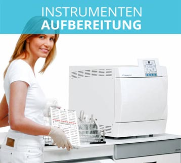 Instrumenten Aufbereitung