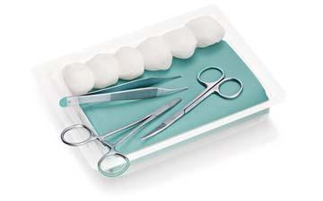 Schwerpunkt chirurgische Einmalinstrumente