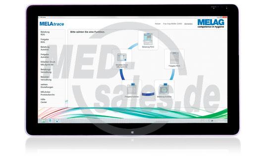 MELAG MELAtrace Software