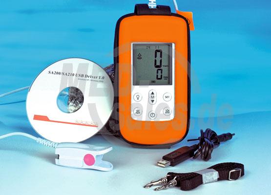 RESQ-Meter Pulsoximeter